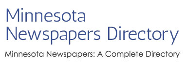 Minnesota Newspapers Directory